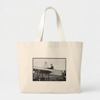 jm johnson large tote bag