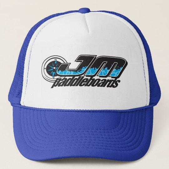 JM Paddleboards Trucker Hat - Compass