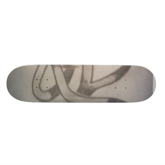 JM SKATEBOARD DECK