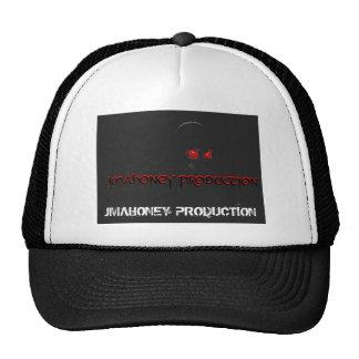 JMAHONEY PRODUCTION TRUCKER HAT