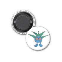 JMCdesign Oddish Magnet