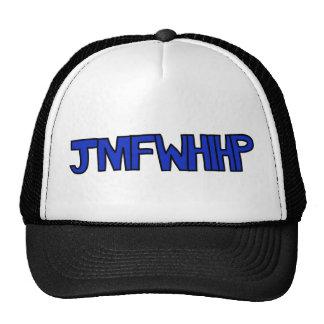 JMFWHIHP Trucker Hat (Blue Logo)