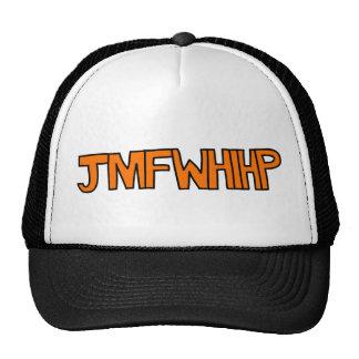 JMFWHIHP Trucker Hat (Orange Logo)