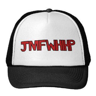 JMFWHIHP Trucker Hat (Red Logo)