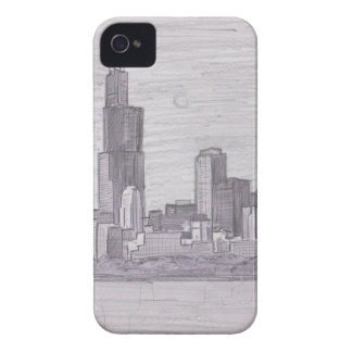 JMH Chitown Case-Mate iPhone 4 Case