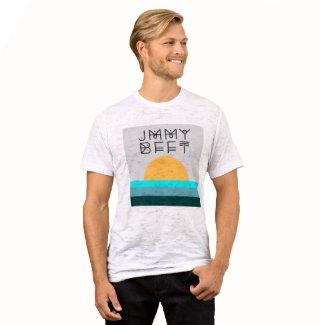 JMMY BFFT Blue Sunset T-Shirt