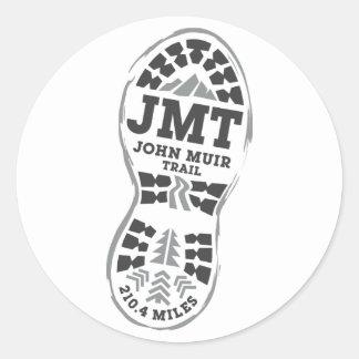 JMT CLASSIC ROUND STICKER