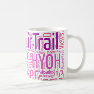 JMT Coffee Mug - Pink