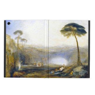 JMW Turner la caja de oro del iPad de la rama