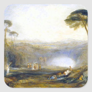 JMW Turner The Golden Bough Stickers