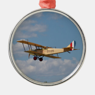 JN-4 Jenny Biplane Ornament
