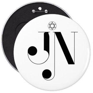 JN Magazine Logo Colossal Button