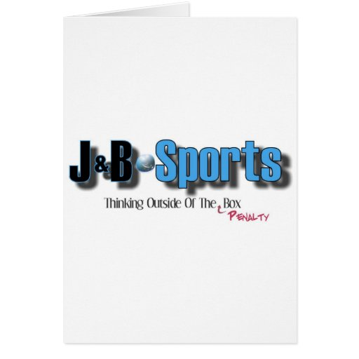 jnbsports tarjeta de felicitación