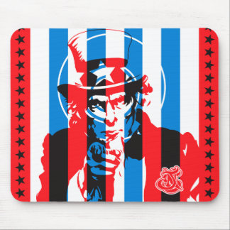 JNS Conspiracy Theory Mouse Pad