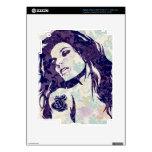 JNS Dusty Floral Dream iPad 3 Skin