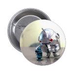 Jo Bot VS Little Blue Bot Button