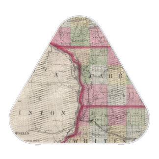 Jo Daviess, Carroll, condados de Whiteside Altavoz Bluetooth