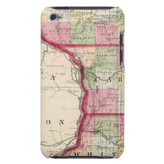 Jo Daviess, Carroll, condados de Whiteside iPod Touch Cobertura