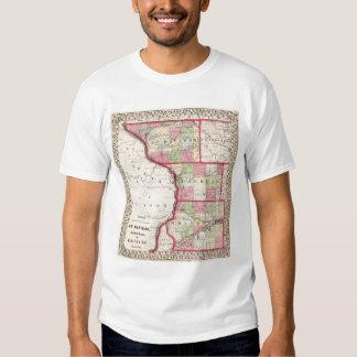 Jo Daviess, Carroll, Whiteside counties T Shirt