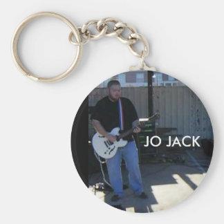 JO JACK keychain