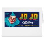 JO JO Melons Card