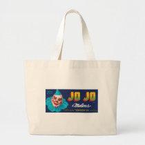 JO JO Melons Large Tote Bag