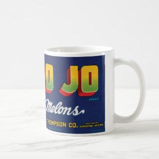 JO JO Melons Coffee Mugs