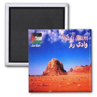 JO - Jordan - Wadi Rum Desert Magnet