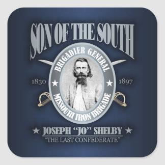 Jo Shelby (SOTS2) Square Sticker