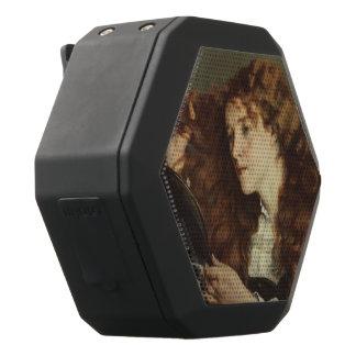 Jo, the Beautiful Irishwoman by Gustave Courbet Black Bluetooth Speaker