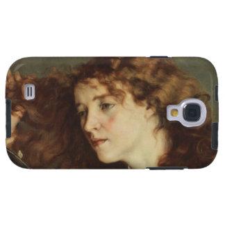 Jo, the Beautiful Irishwoman by Gustave Courbet Galaxy S4 Case