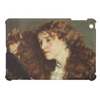 Jo, the Beautiful Irishwoman by Gustave Courbet iPad Mini Cover