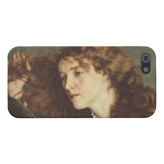 Jo the Beautiful Irishwoman by Gustave Courbet iPhone SE/5/5s Case