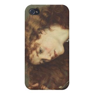 Jo, the Beautiful Irishwoman iPhone 4 Case