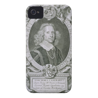 Joachim Camerarius, from 'Portraits des Hommes Ill iPhone 4 Cover