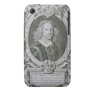 Joachim Camerarius, from 'Portraits des Hommes Ill iPhone 3 Case-Mate Case