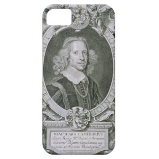Joachim Camerarius, from 'Portraits des Hommes Ill iPhone SE/5/5s Case