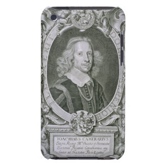 Joachim Camerarius, from 'Portraits des Hommes Ill iPod Touch Cover