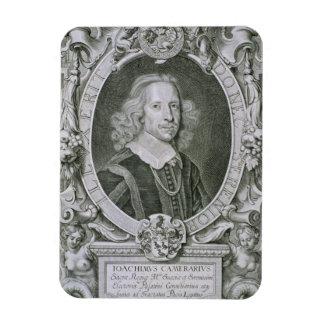 Joachim Camerarius, from 'Portraits des Hommes Ill Magnet
