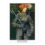 Joachim Ii As Elector By Lucas Cranach (I) Postcards