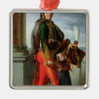 Joachim Murat  1801 Metal Ornament