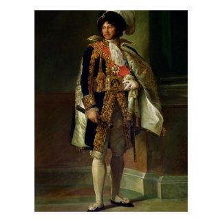 Joachim Murat  1805 Postcard