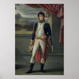 Joachim Murat Poster