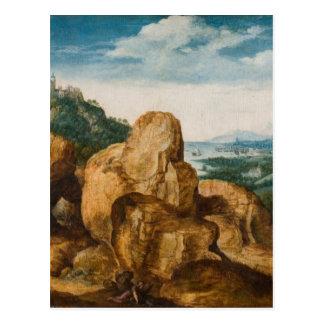 Joachim Patinir Art Postcard