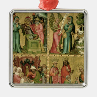 Joachim's Sacrifice, the Circumcision of Metal Ornament