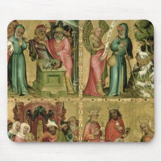 Joachim's Sacrifice, the Circumcision of Mouse Pad