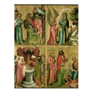 Joachim's Sacrifice, the Circumcision of Postcard