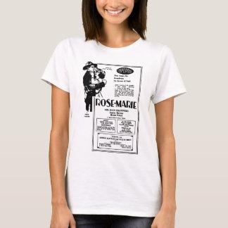 Joan Crawford Rose-Marie 1928 T-Shirt
