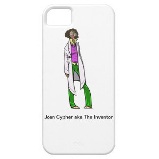 Joan Cypher aka The Inventor iPhone 5/5s Case