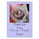 Joan Greeting Card